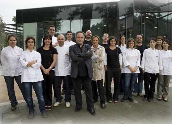 Ferran Adrià y la fundación Alicia
