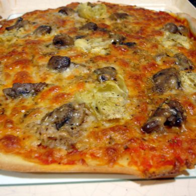 Masa de Pizza en Thermomix