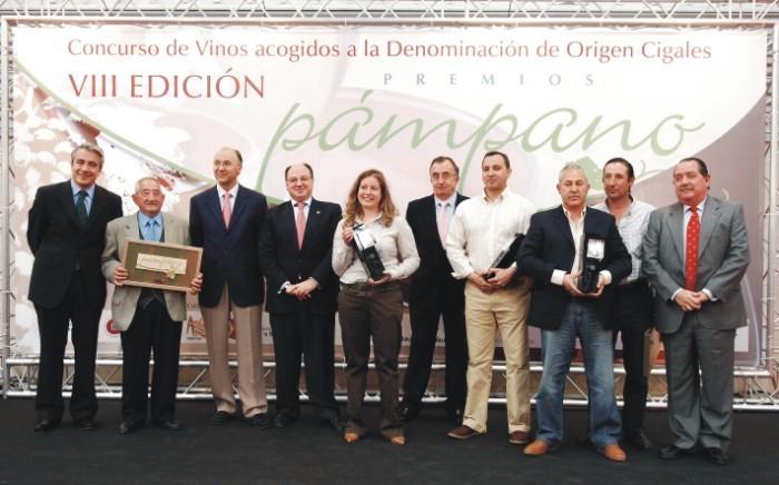 Premios Pámpano de la Denominación de Origen Cigales
