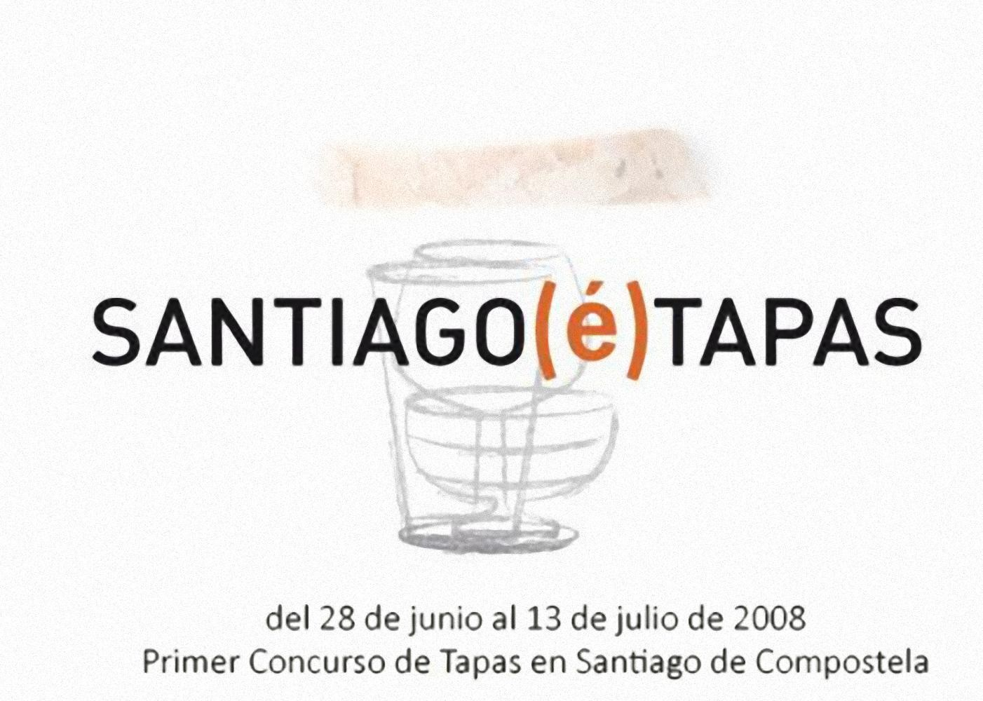 """I Concurso de tapas """"Santiago (é) Tapas"""""""