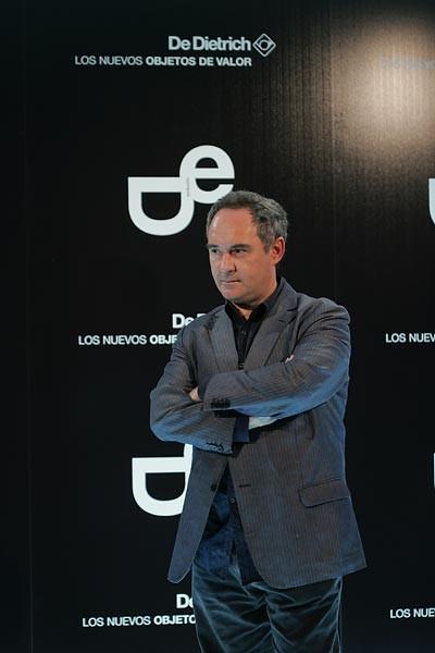 Ferran Adria en De Dietrich