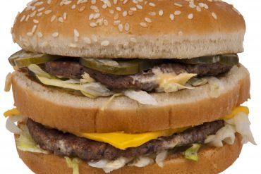 Hamburguesa Big Mac McDonald