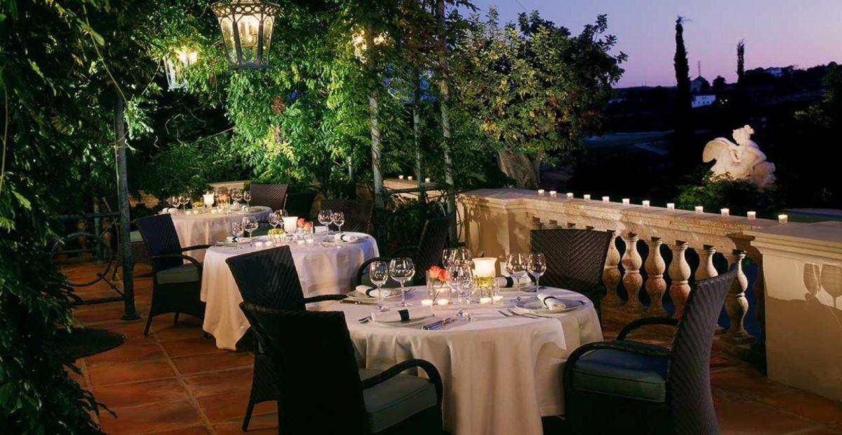 La Veranda del Hotel Villa Padierna (1)