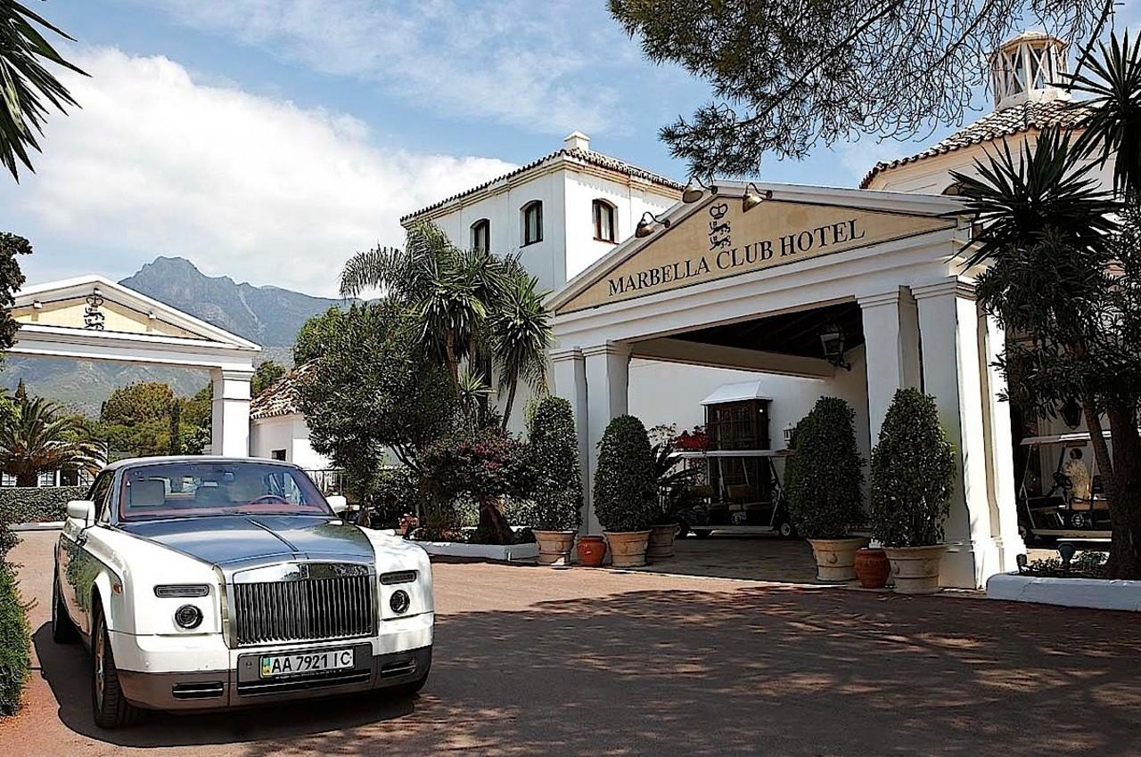 Mart n berasategui y la veranda su primer restaurante en - Hotel la villa marbella ...