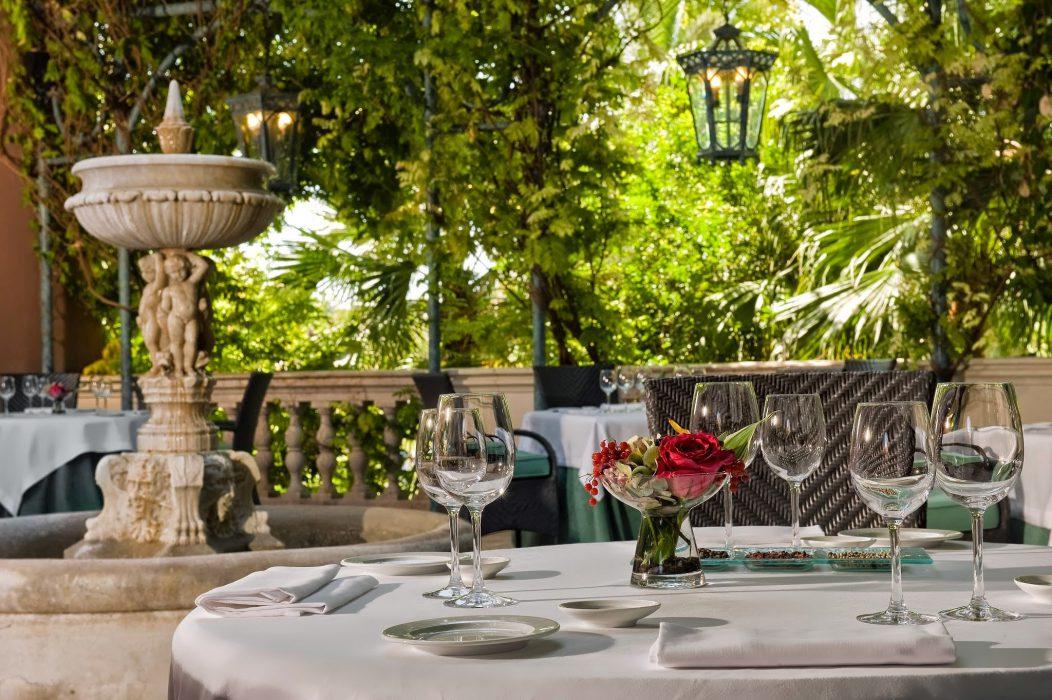La Veranda del Hotel Villa Padierna (3)