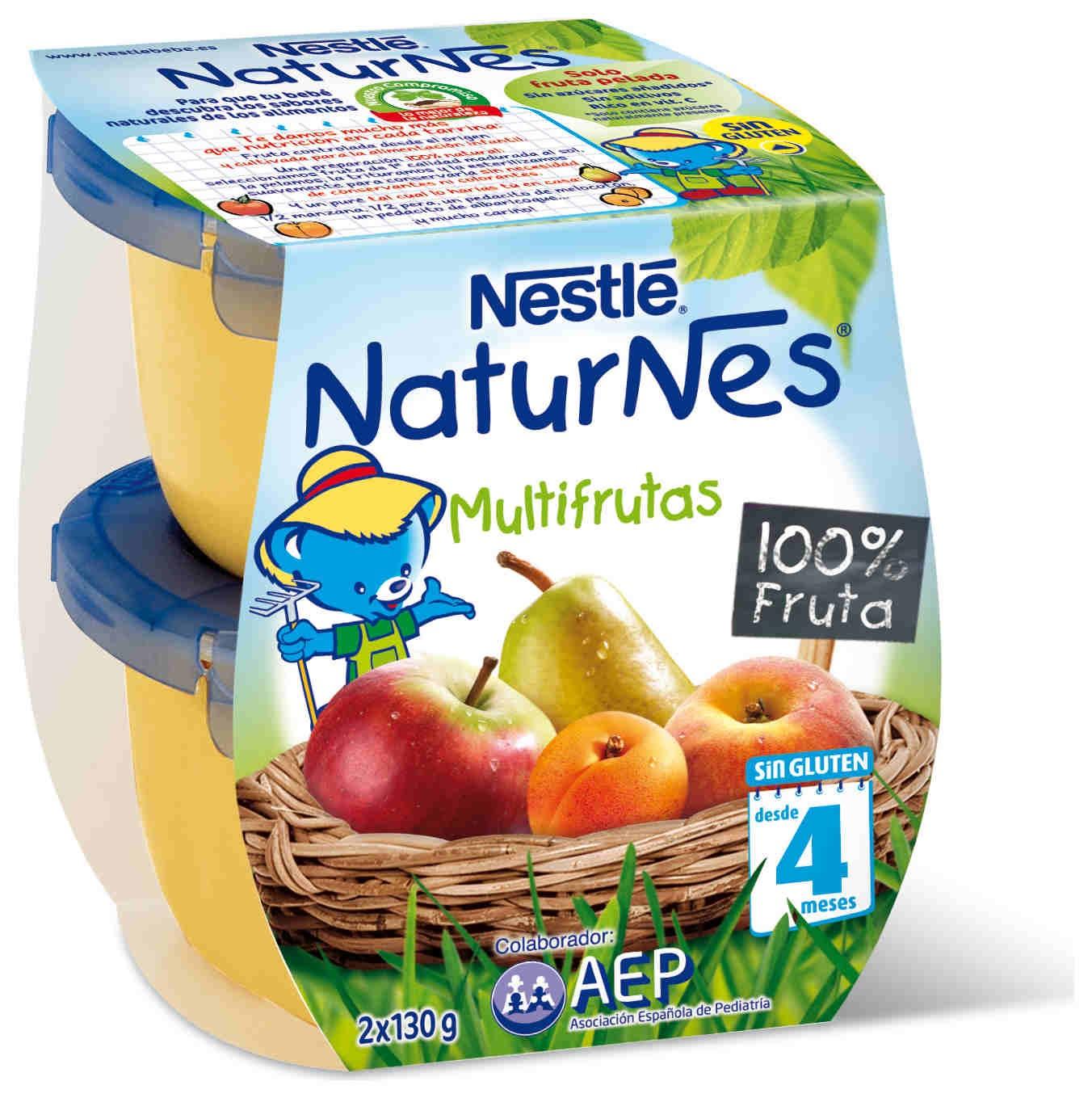NaturNes, lo nuevo de Nestlé