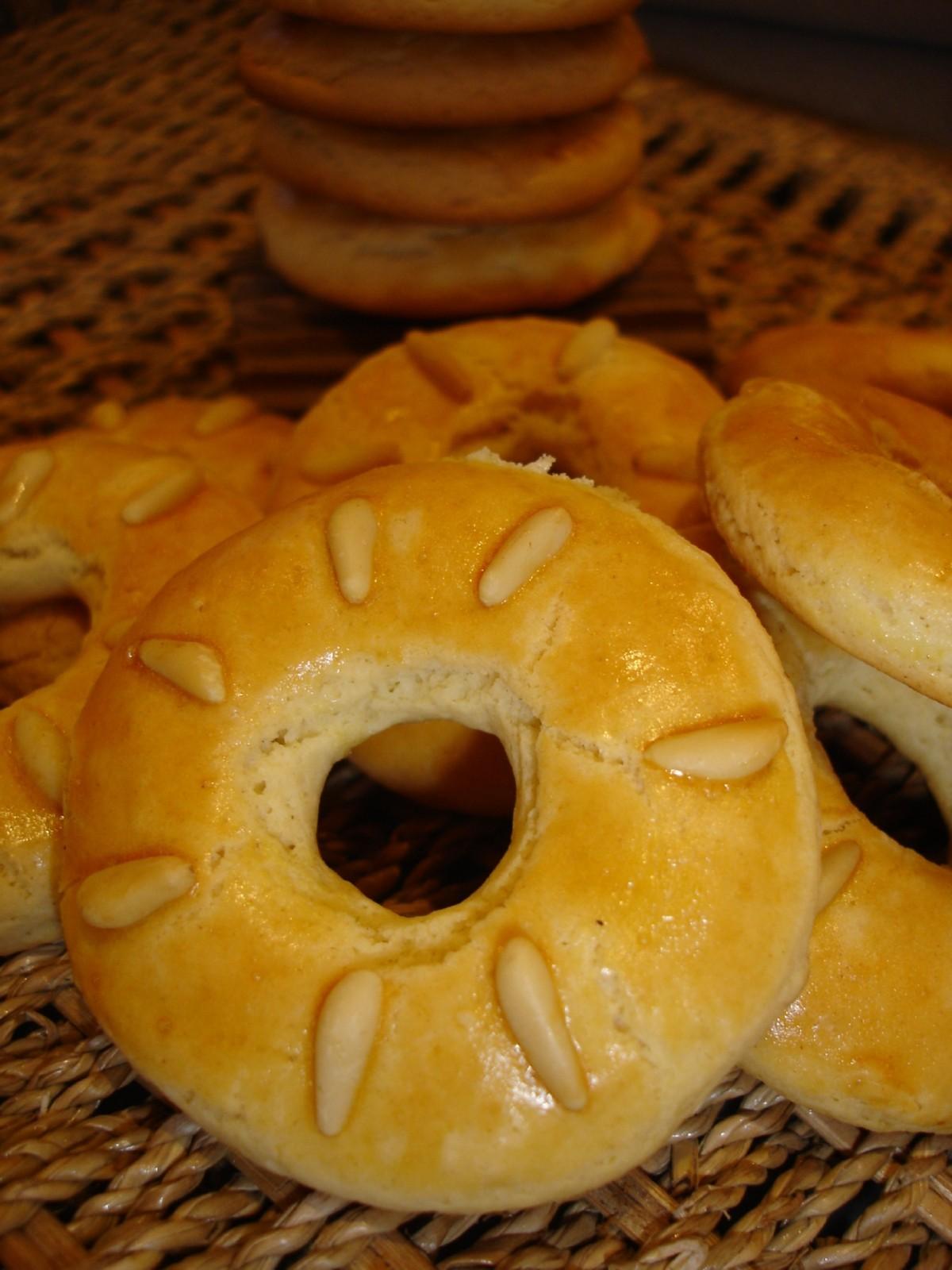 Pastas de piñon