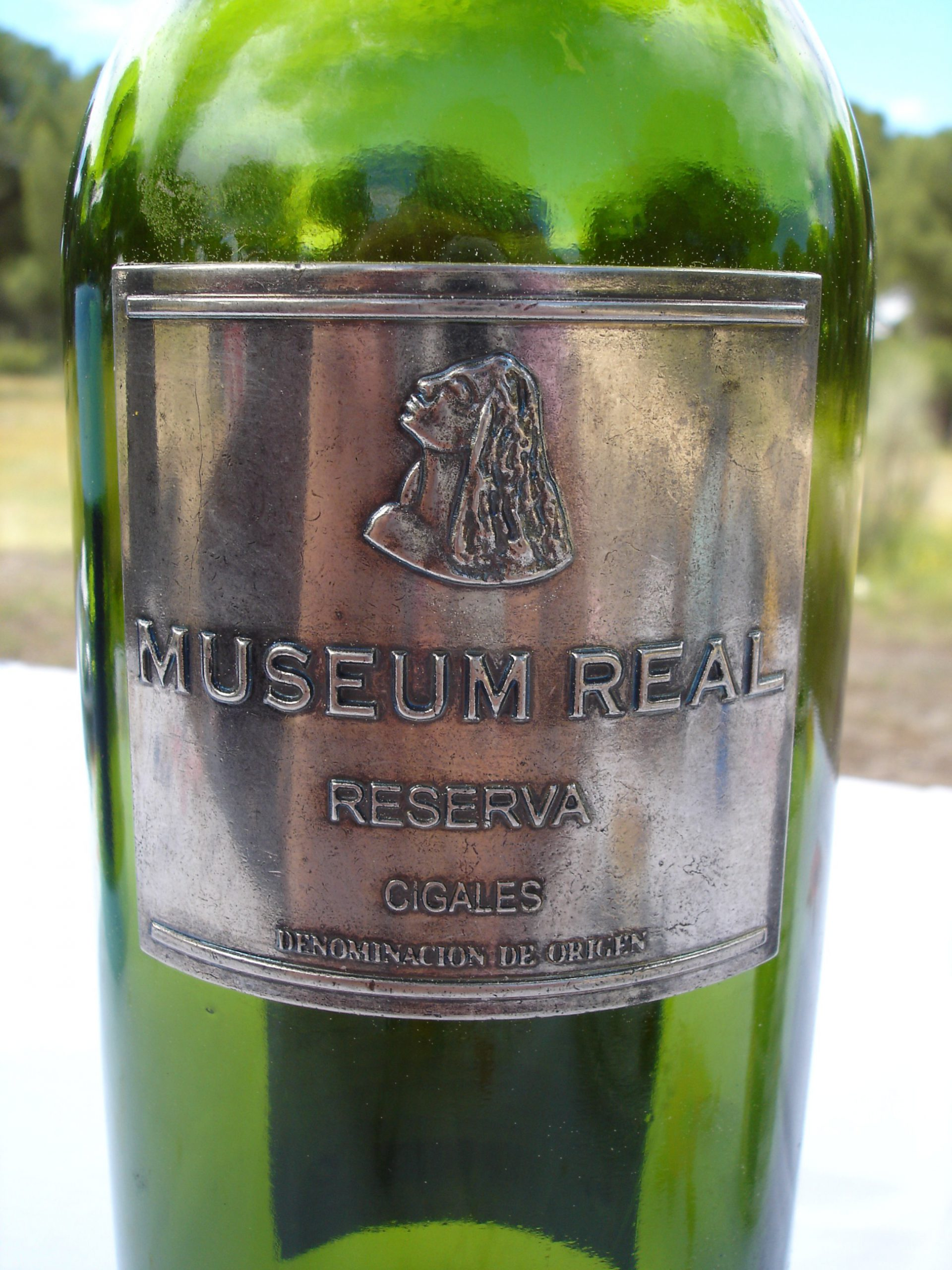 Vino Museum Real Reserva D.O. Cigales