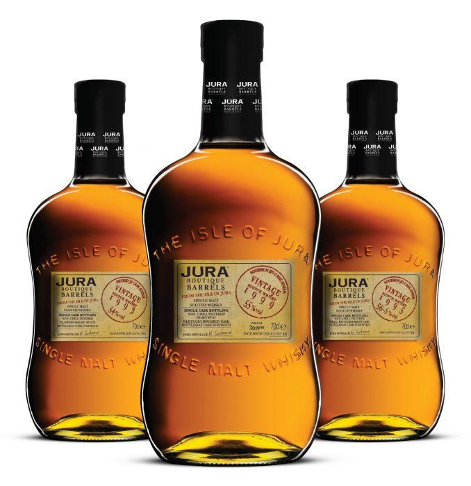 """Whisky escocés """"Jura Elements"""" by Whyte & Mackay"""