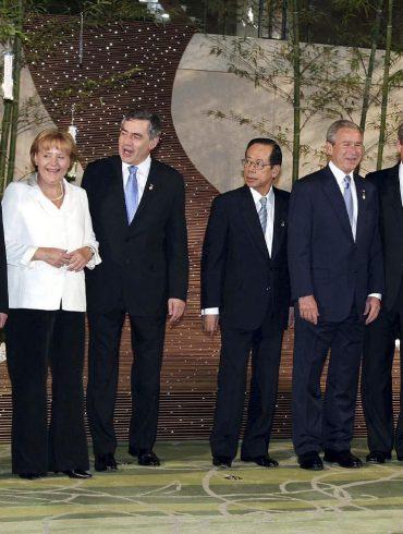 Cumbre del G8 2008