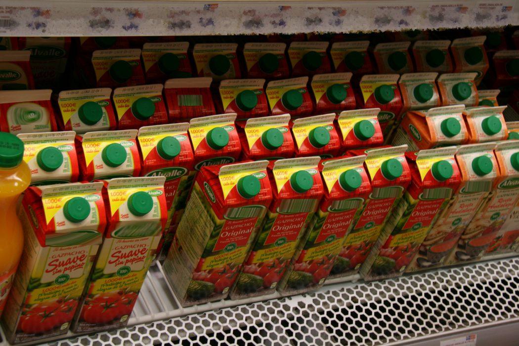 Gazpacho Refrigerado super
