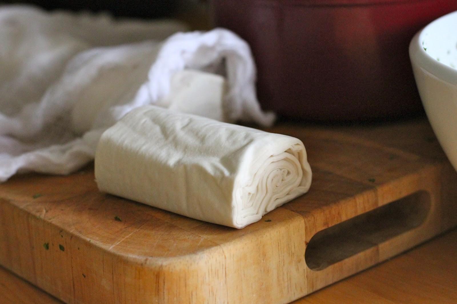 Pasta filo o philo ideal para hacer dellciosas recetas - Que hacer con la pasta filo ...