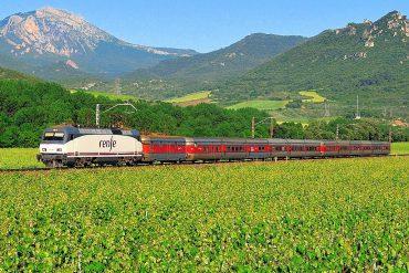 """El """"Tren-pranillo"""", un tren para conocer la Rioja"""