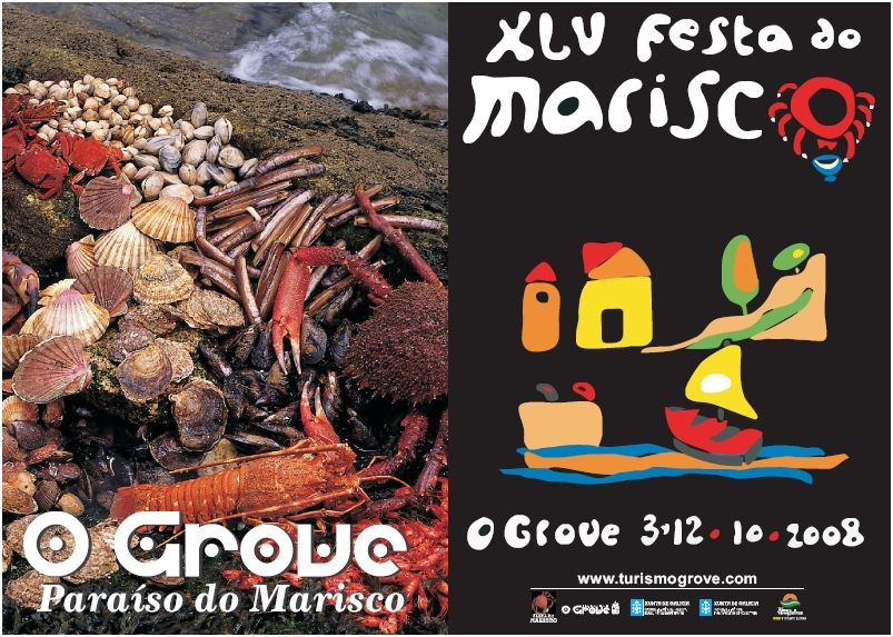 Fiesta del Marisco 2008 en O Grove