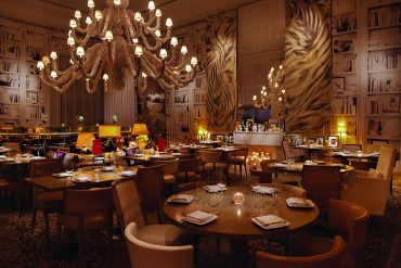 The Bazaar by Jose Andres at SLS Hotel Beverly Hills