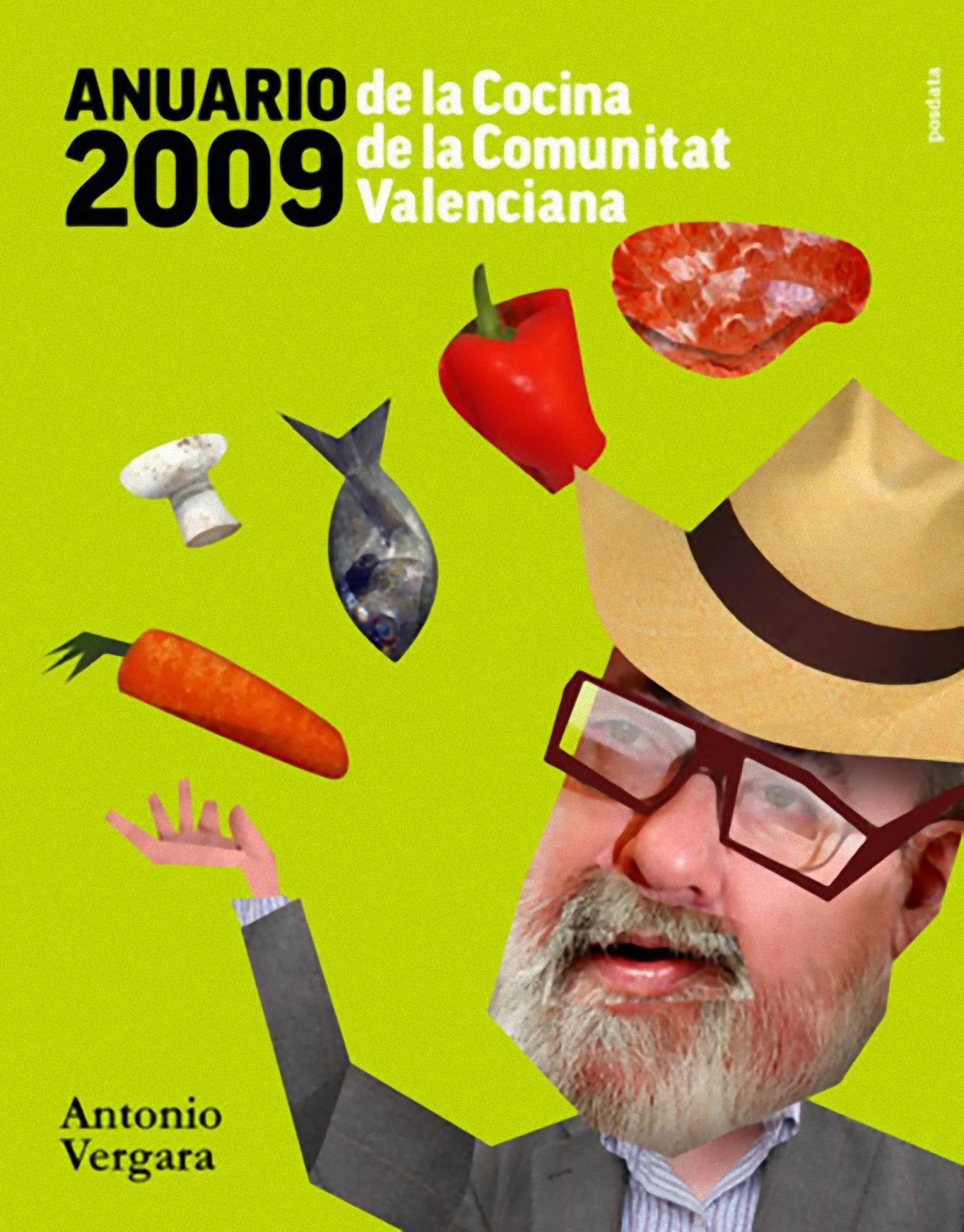 Anuario de la Cocina de la Comunidat Valenciana 2009