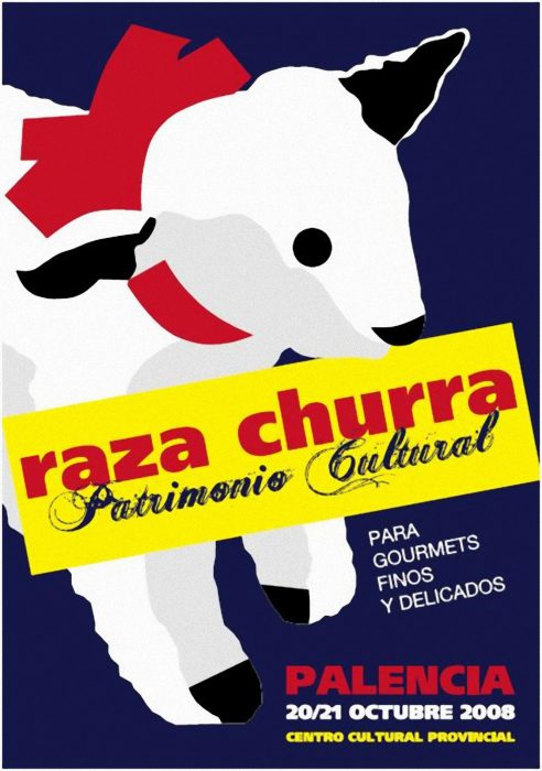Raza churra, patrimonio cultural