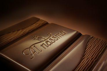 Chocolate de leche de camella, Al Nassma.