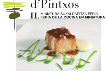 II Feria Mundial de la Cocina en Miniatura D'Pintxos