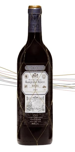 Marqués de Riscal 150 Aniversario