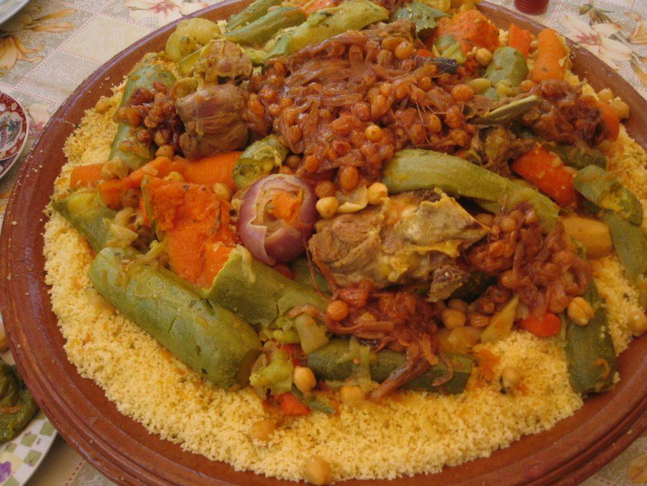 Marruecos Couscous