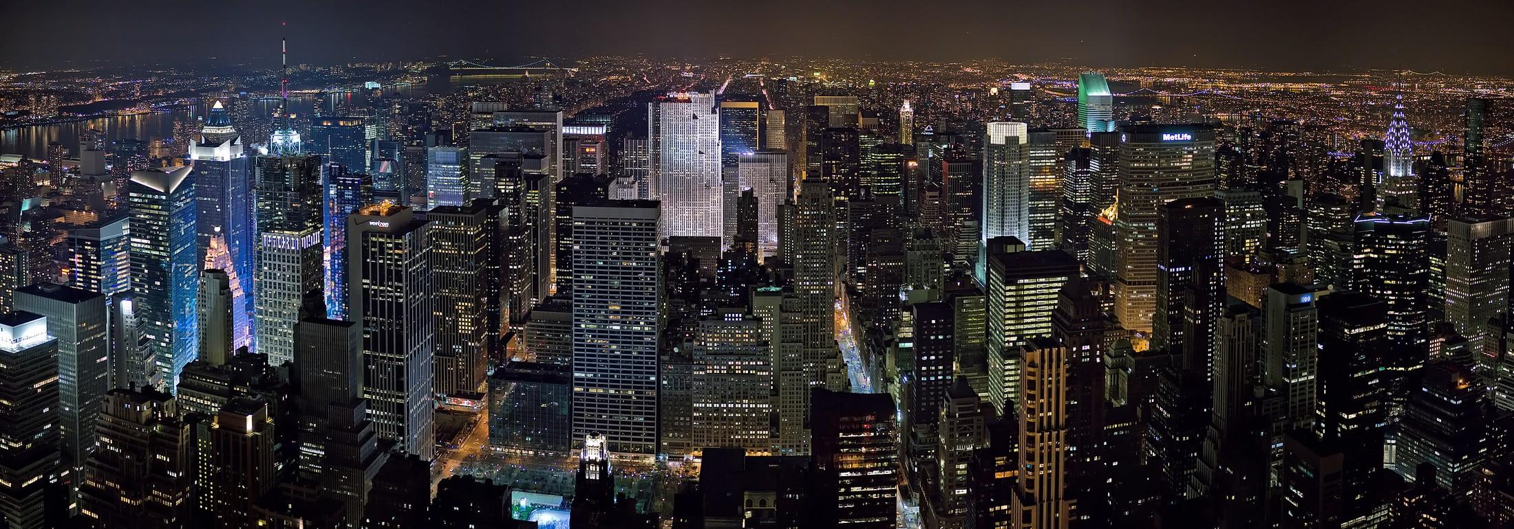 Nueva York por DAVID ILIFF