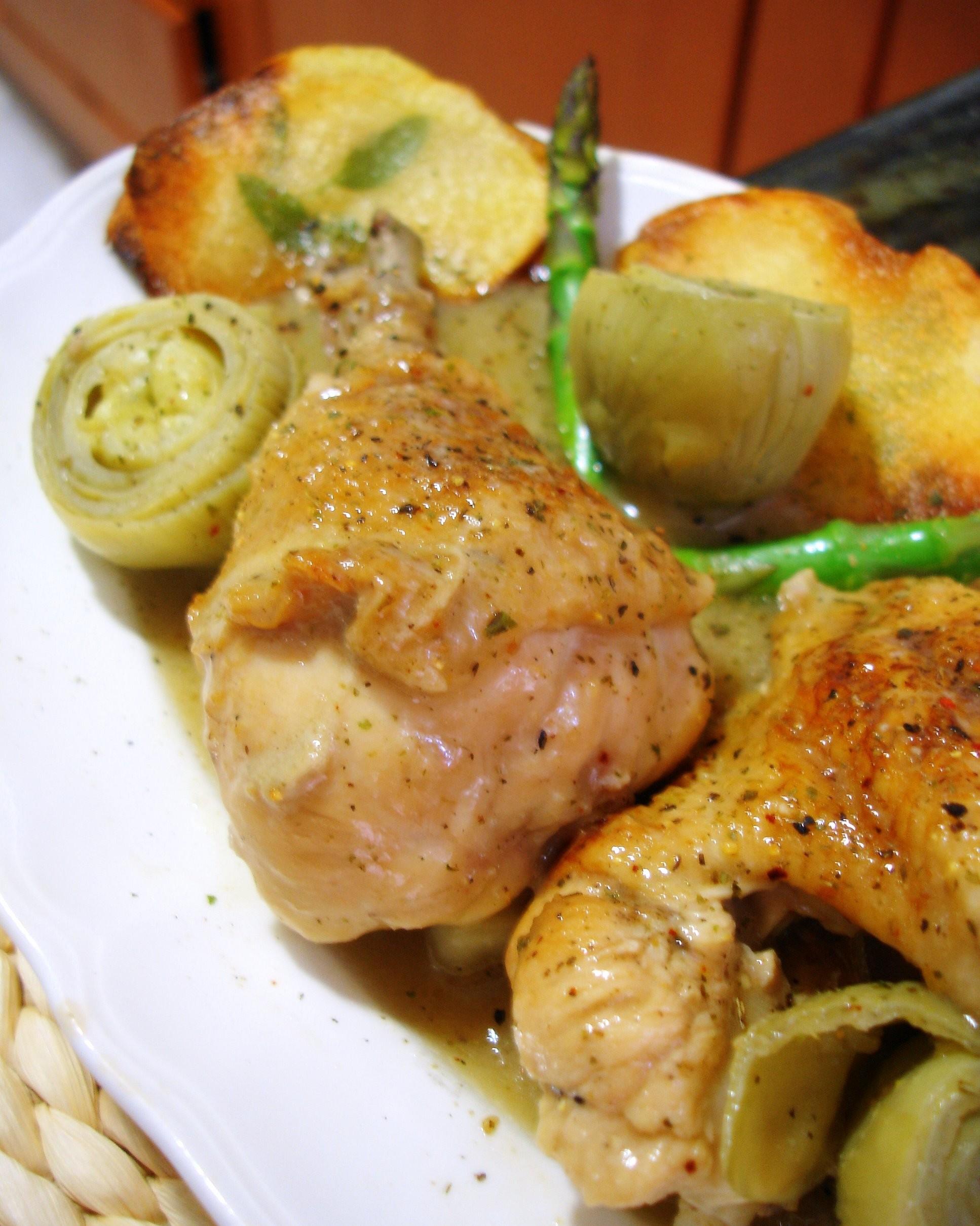 Maneras de guisar pollo cocinando para ellos pechugas de for Maneras de preparar pollo