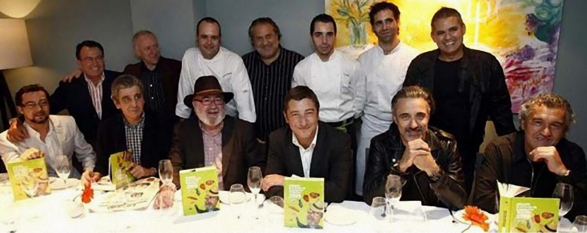Presentacion del Anuario de la Cocina de la Comunitat Valenciana 2009