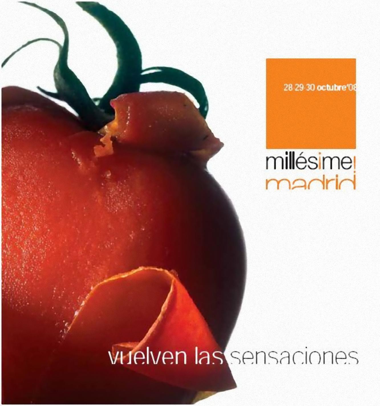 Salón Millésime Madrid
