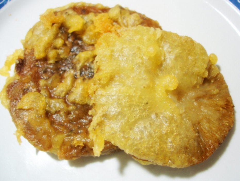 tempura-de-parasoles
