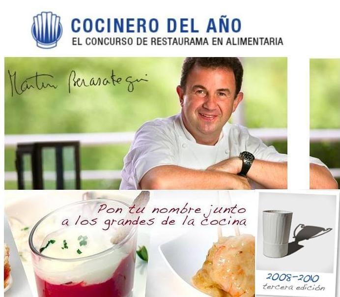 Tercera Edición del Concurso Cocinero del Año