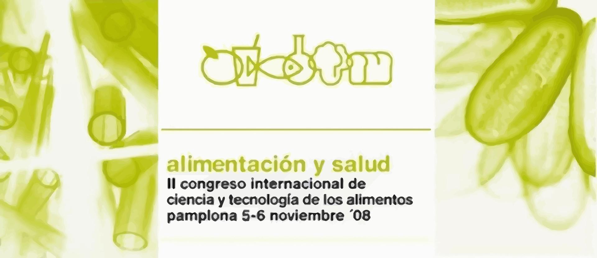 Congreso Internacional de Ciencia y Tecnología de los Alimentos