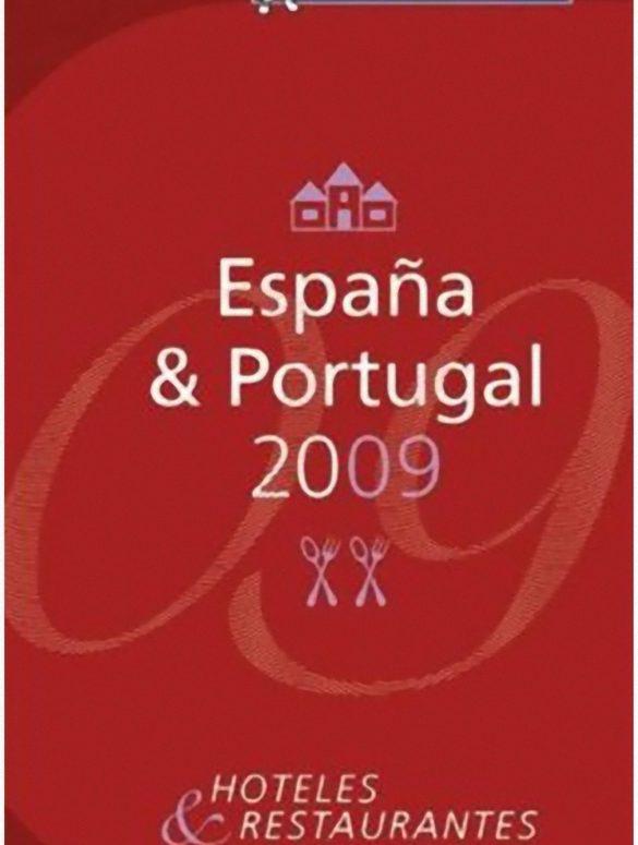 Guía Michelín 2009 España y Portugal