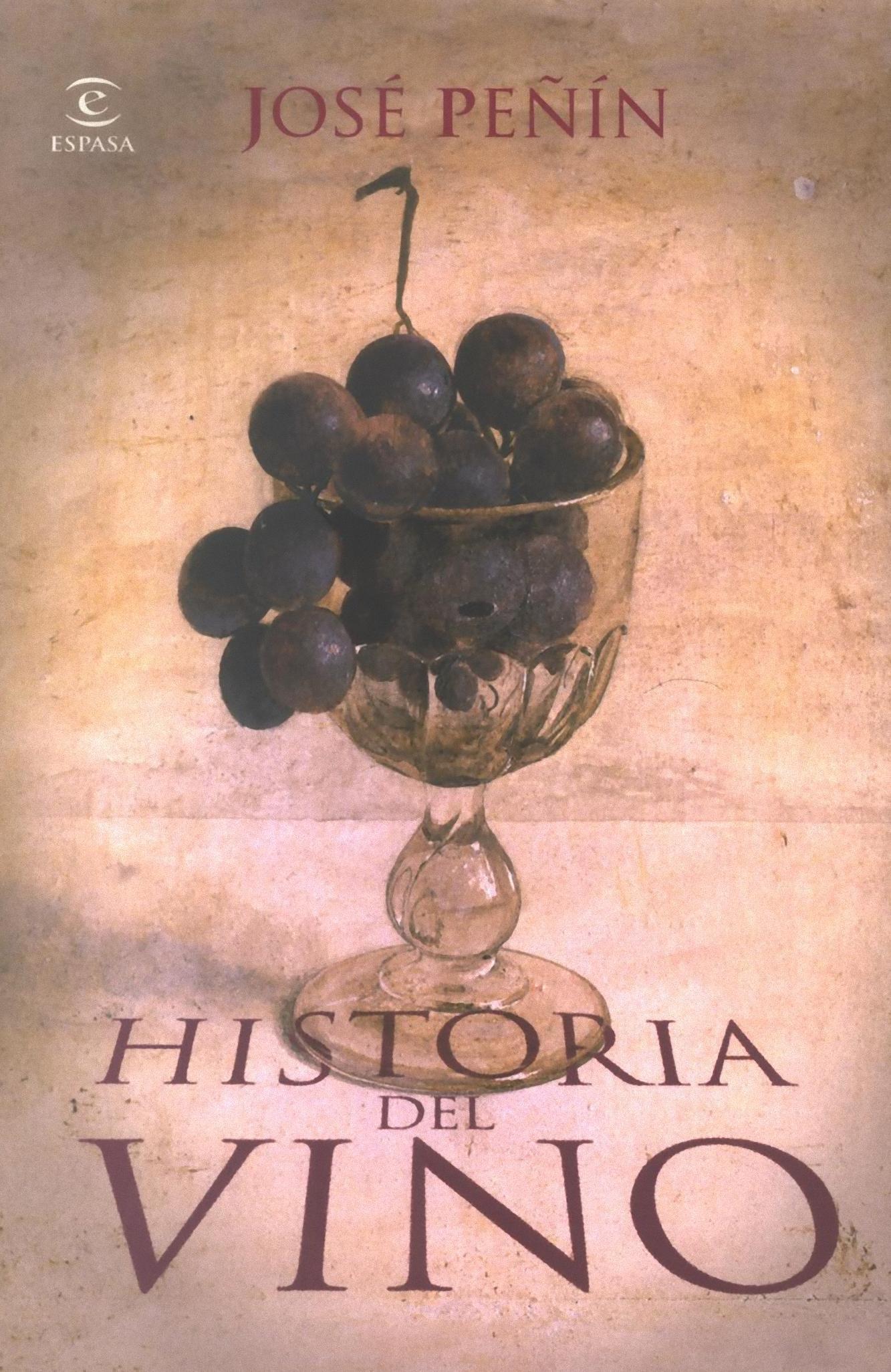 Historia del vino de José Peñín