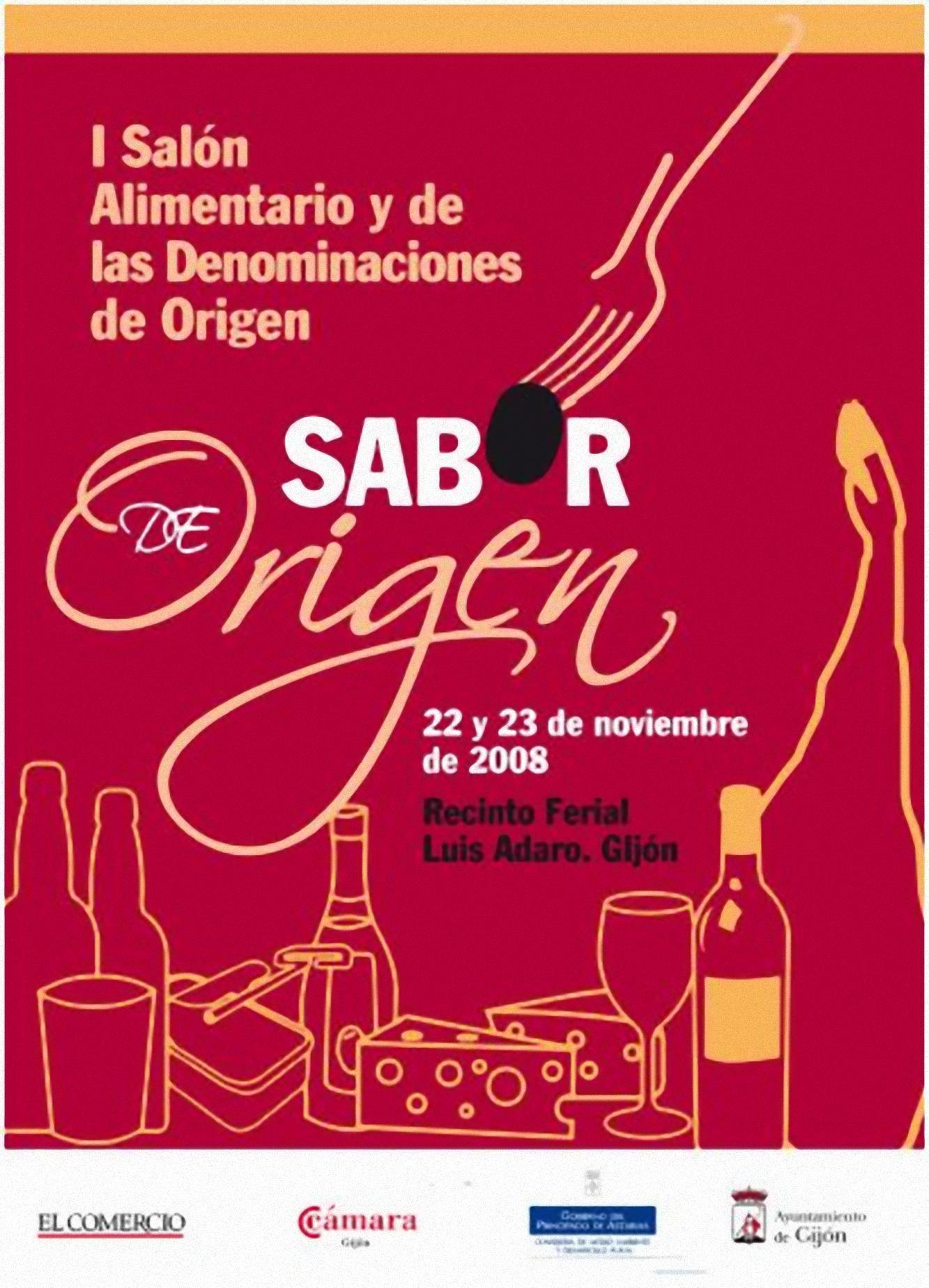I Salón Alimentario Sabor de Origen en Gijón