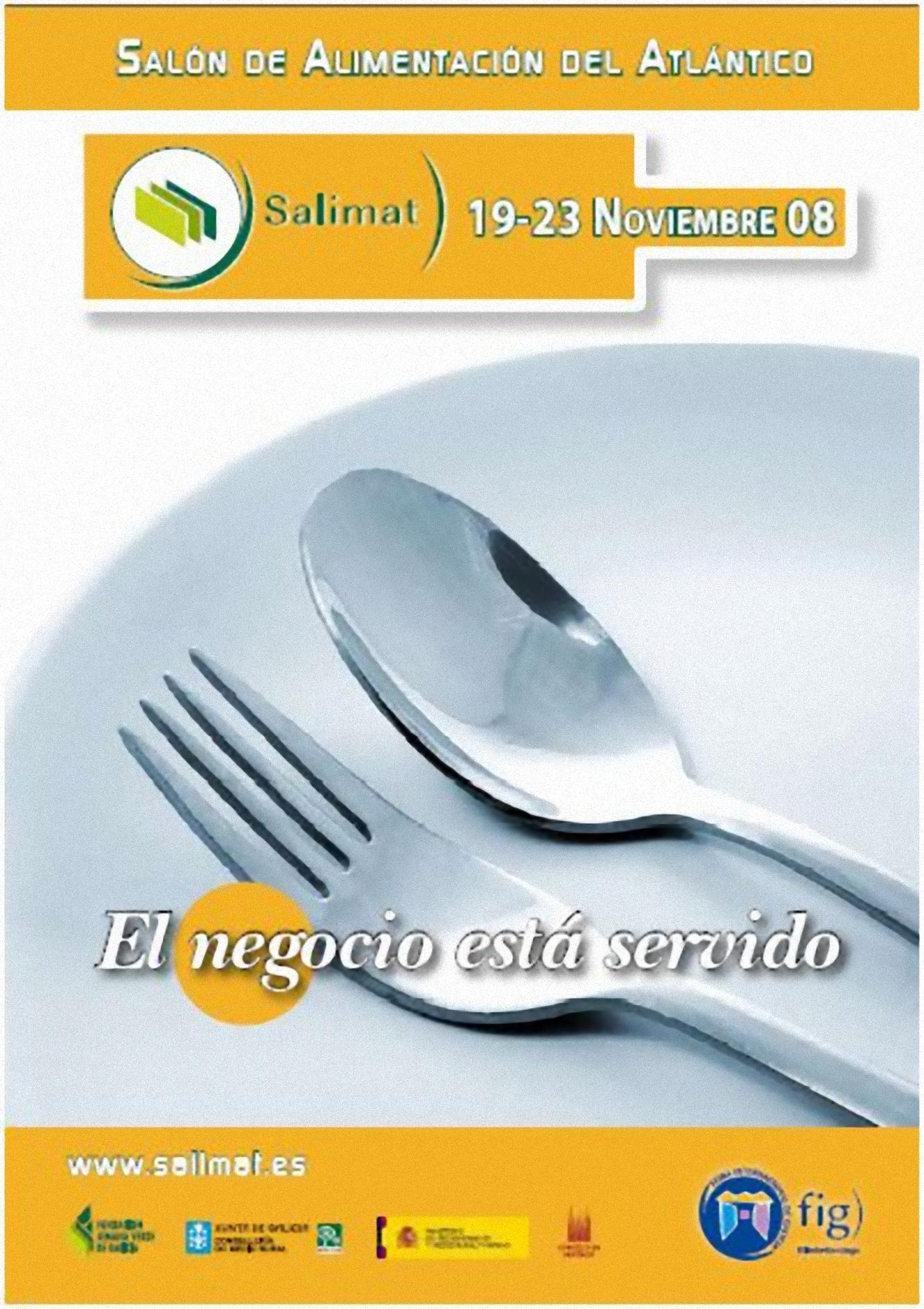 """Salón de Alimentación del Atlántico """"SALIMAT 2008"""""""