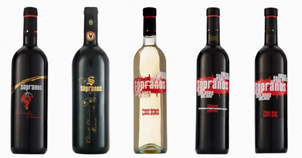 The Soprano Wines