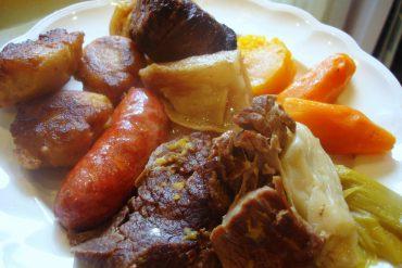 Carne de cocido