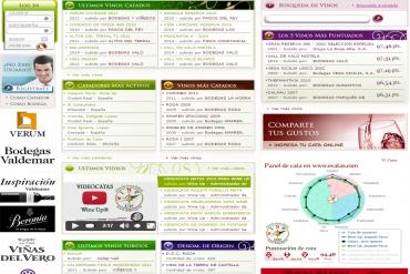 Ecatas.com, la nueva web del mundo del vino