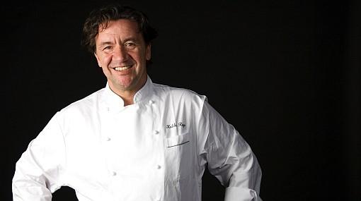 El cocinero Koldo Royo