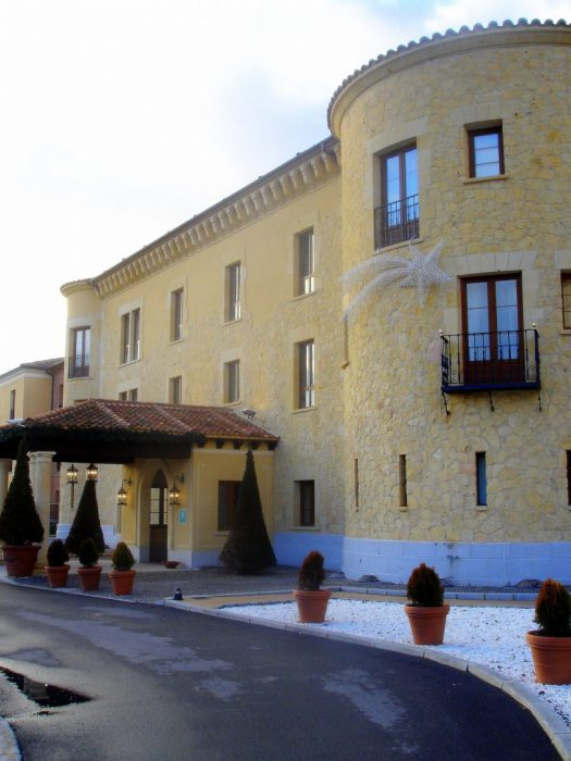 Hotel Cándido Segovia (2)