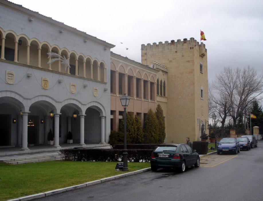 Hotel Cándido Segovia (3)