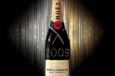Moët&Chandon Swarovsky Elements Crystallized