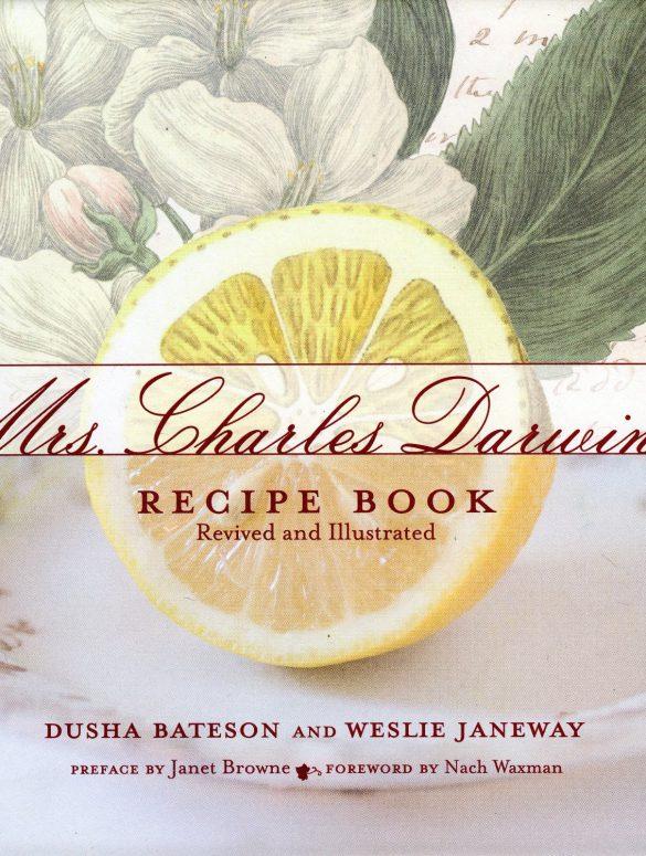 Mrs. Charles Darwin's Recipe Book