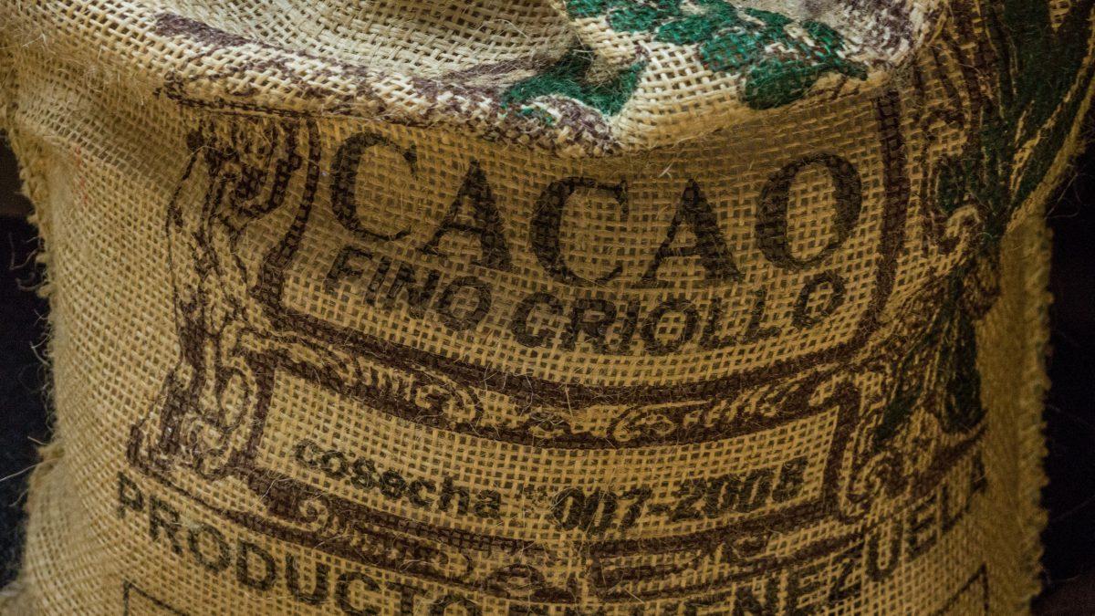 Saco de cacao
