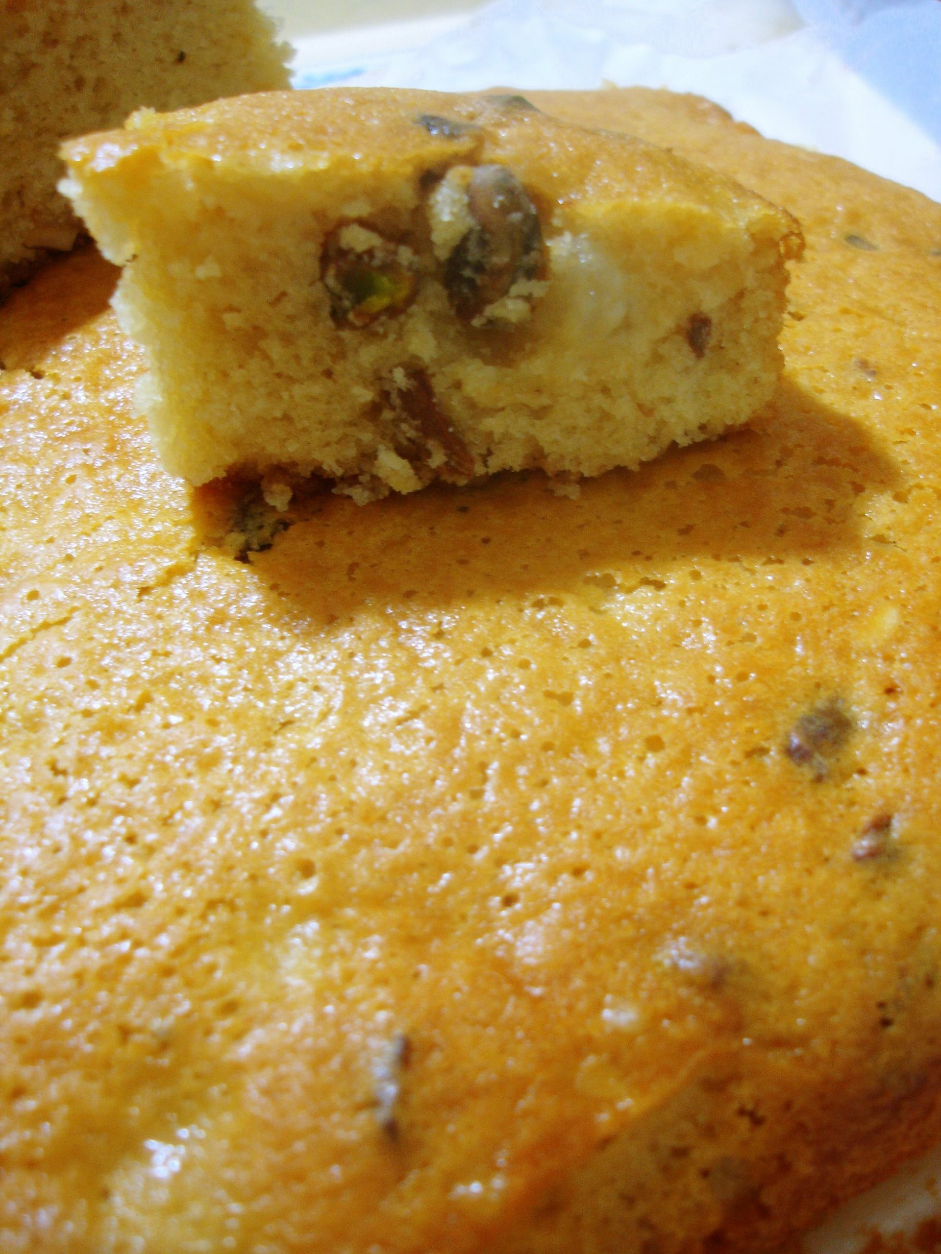 Receta de la tarta o bizcocho del Padre Pío