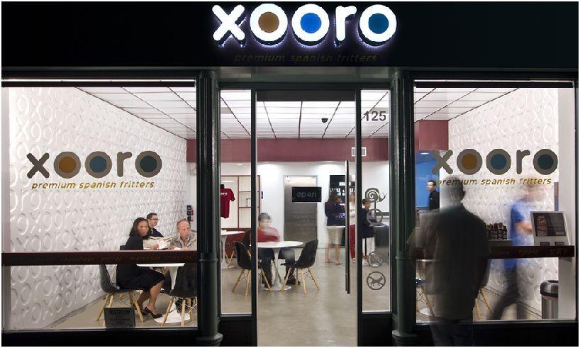 Xooro, Churreria del siglo XXI (1)