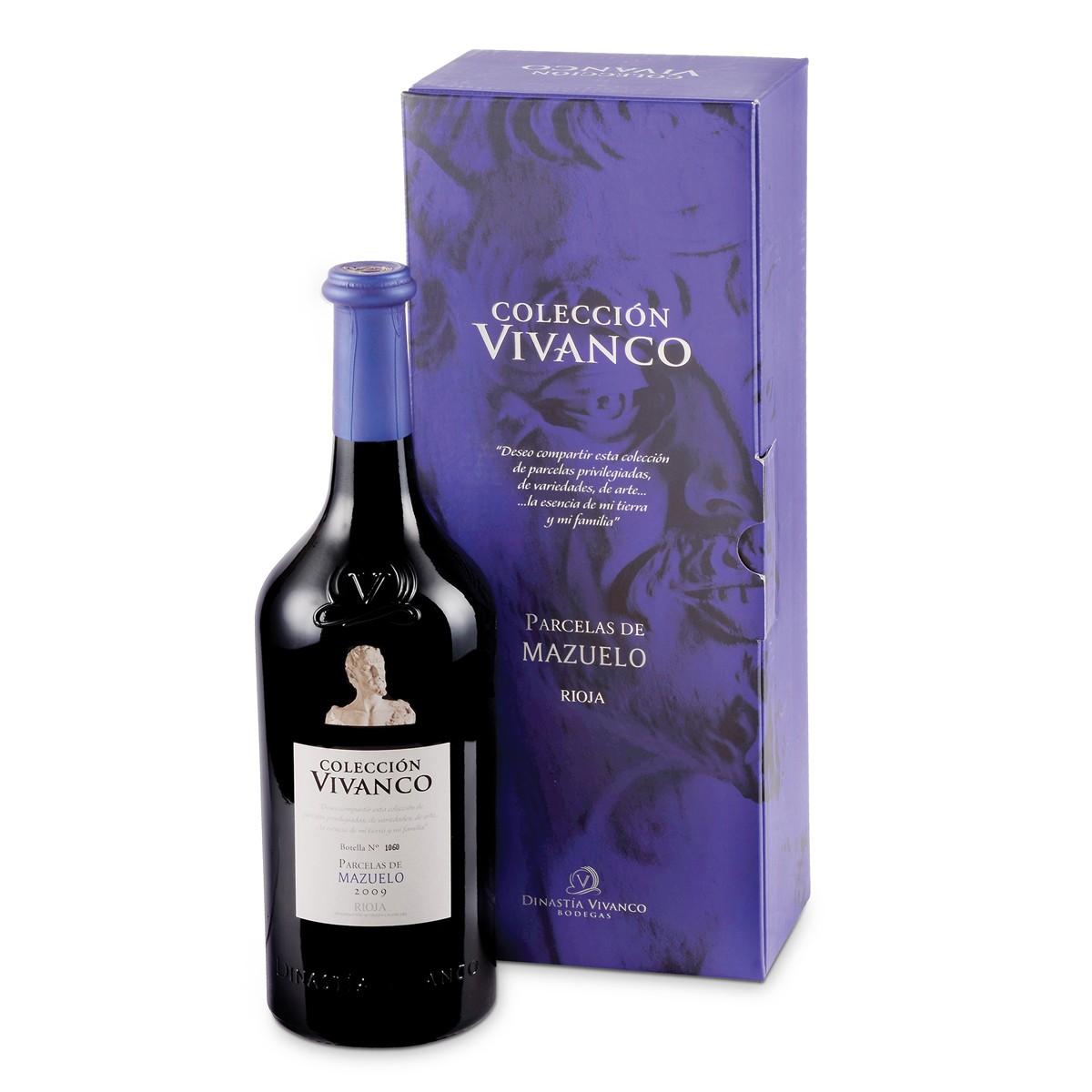 Colección Vivanco Parcelas de Mazuelo