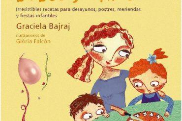 El libro de la Repostería sana para bebés y niños