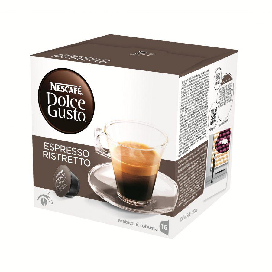 Espresso Ristretto Dolce Gusto